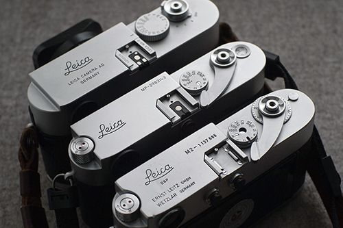 Leica Leica Leica