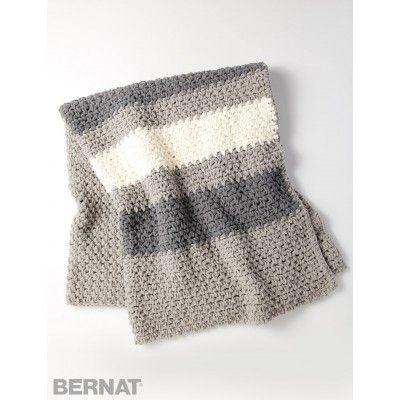 Hibernate Blanket - Patterns   Yarnspirations