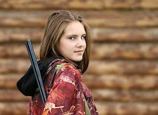 The girl hunter - HD WALLPAPERS