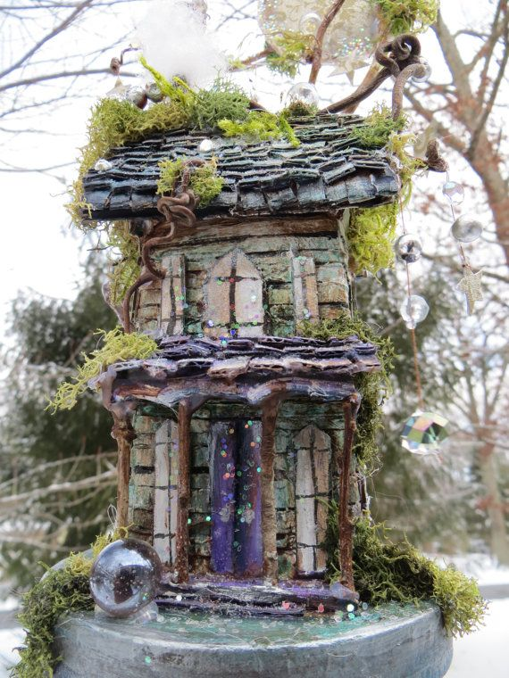 Shadow of your Smile Musical Fairy house