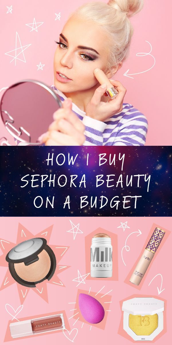 This beauty budgeting hack brought my makeup collection to the next level #beauty #sephora #frugal