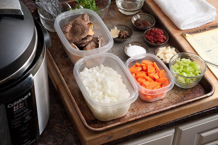 Umami-Packed Vegetarian Broth Recipe (Vegan too!)