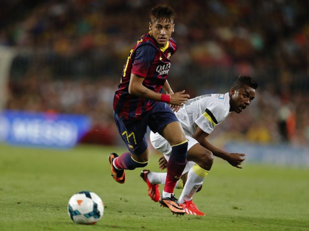 Neymar's enhanced resilience has been tested throughout the club's pre-season tour of Asia, ahead of the first La Liga confrontation with Levante on Sunday, and he confesses to few worries about becoming a target for brutish defenders.