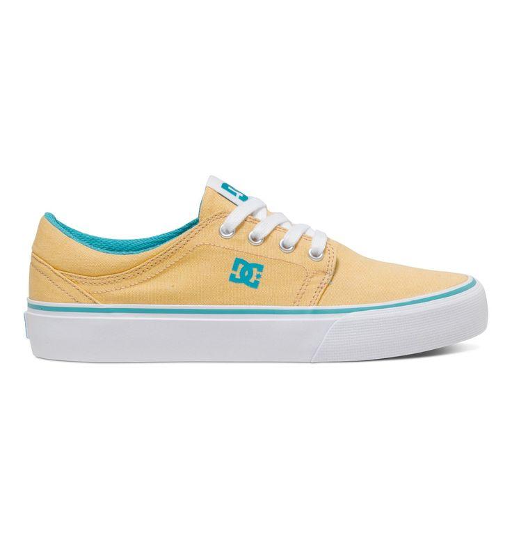 Низкие женские кеды Trase TX 3613371565398 | DC Shoes