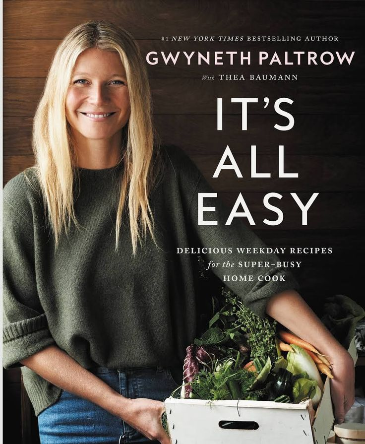 Gwyneth Paltrow is back to share more than 125 of her favorite recipes that can be made in the time it would take to order takeout (which often contains high quantities of fat, sugar, and processed in