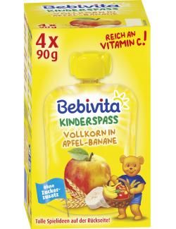 myTime Angebote Bebivita Kinder-Spass Vollkorn in Apfel-Banane: Category: Baby > Babynahrung > Breie & Cerealien Item…%#lebensmittel%