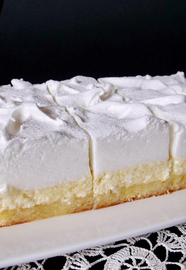 Citromhab: Rákóczi túrós sütemény