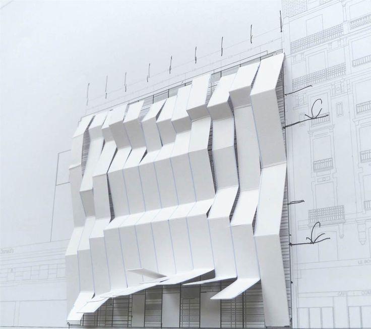 Alesia and Mistral Cinema Theaters | Manuelle Gautrand Architecture - Arch2O.com