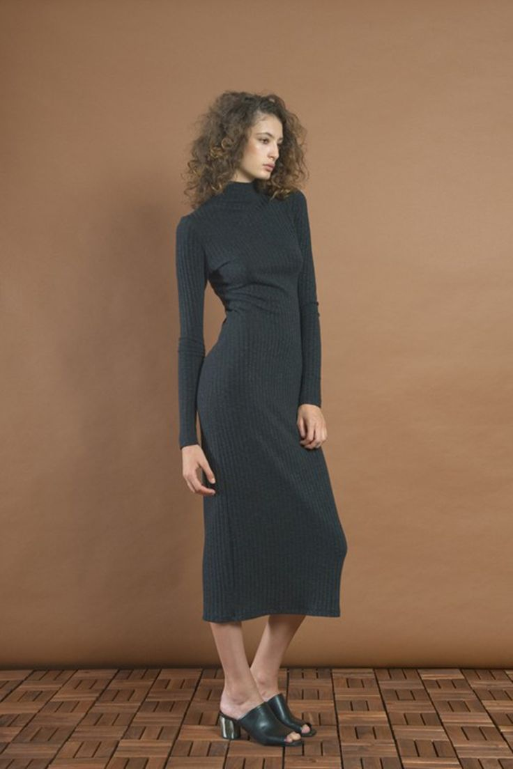 Now 10 little black dresses for - Shop The Limb Takiri Dress On Well Made Clothes Now Wellmadeclothes Ethical