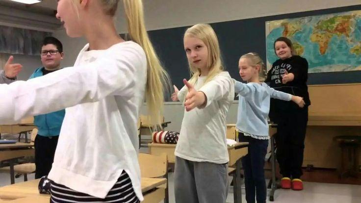 VIDEOT 5-6.LUOKILLE  5-6. luokkalaisten konkreettisia opetus- ja oppimismenetelmiä www.topata.fi