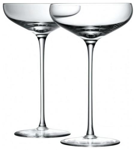 Beautiful Coupe Glasses