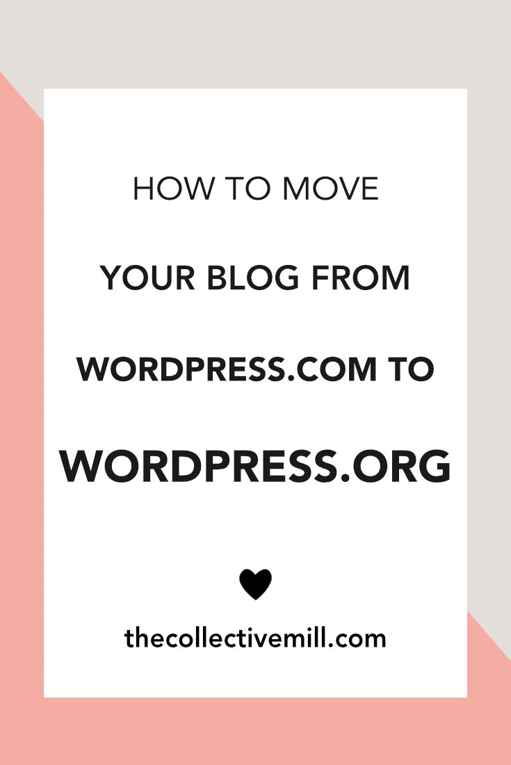 how to use your wordpress blog