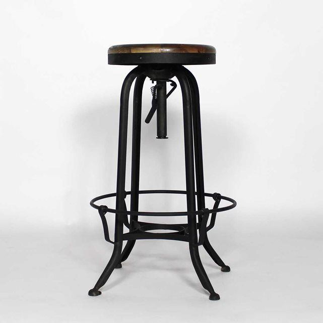 1000 id es sur le th me tabourets de bar industriel sur pinterest tabouret industriel bars. Black Bedroom Furniture Sets. Home Design Ideas
