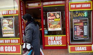 Credit score 'catch-22 pushes millennials towards payday loans'