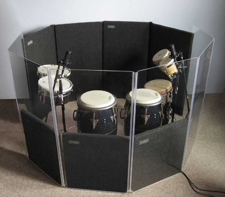 Small Music Room With Drums