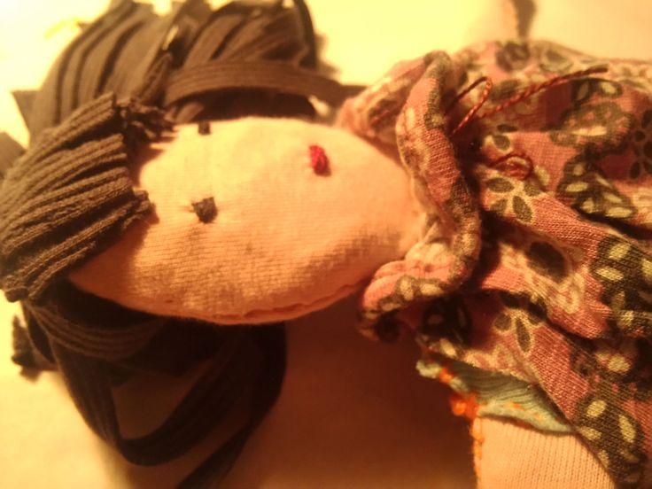 rag-doll by AnnaGras on Etsy