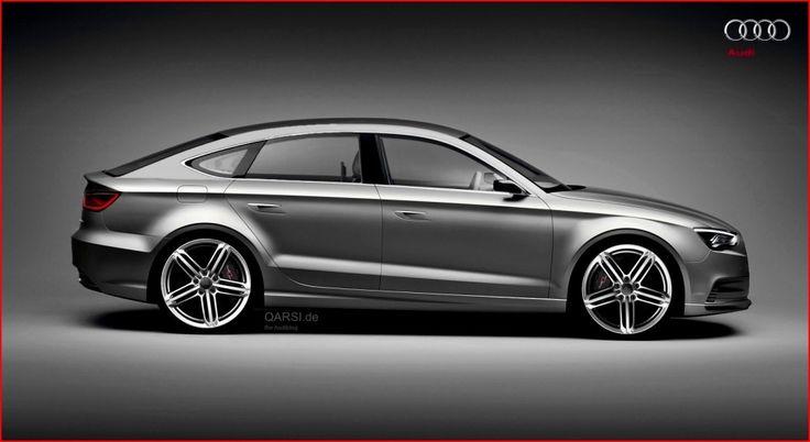 Audi A3 Sedan Sportback Render 2014