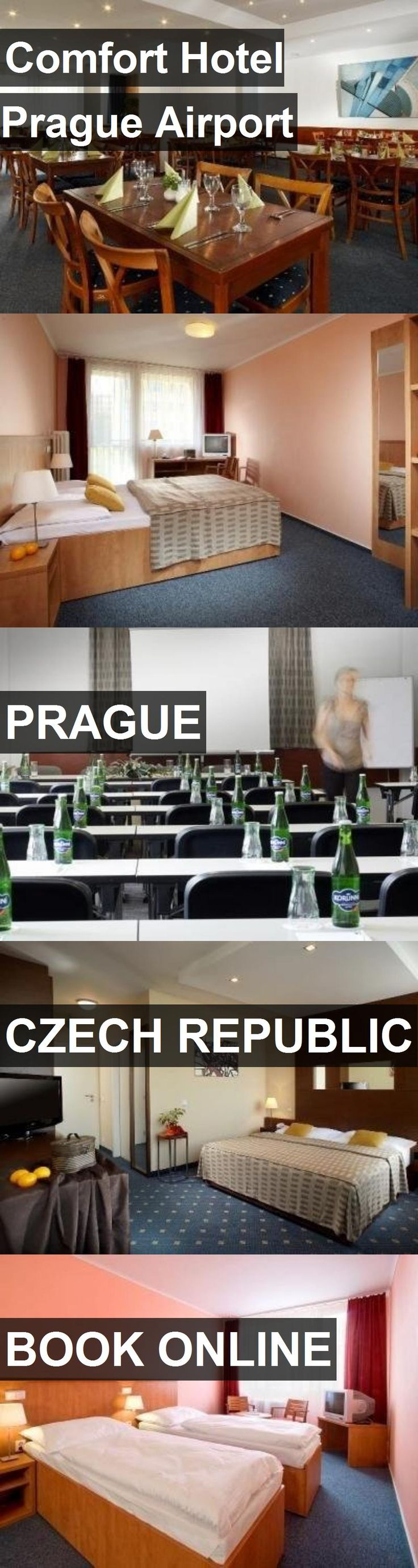 Hotel Comfort Hotel Prague Airport in Prague, Czech Republic. For more information, photos, reviews and best prices please follow the link. #CzechRepublic #Prague #ComfortHotelPragueAirport #hotel #travel #vacation
