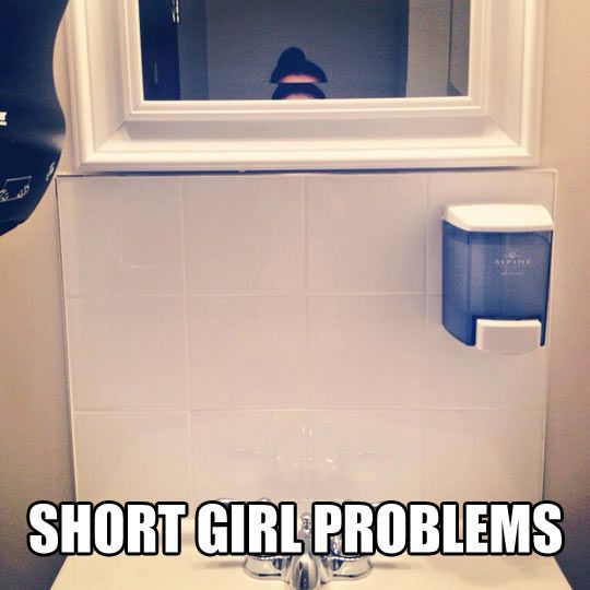 Short girl selfie  // funny pictures - funny photos - funny images - funny pics - funny quotes - #lol #humor #funnypictures