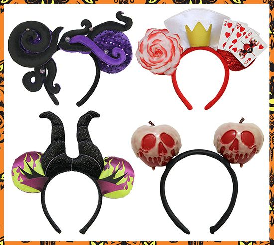 Must have the Maleficent headband!