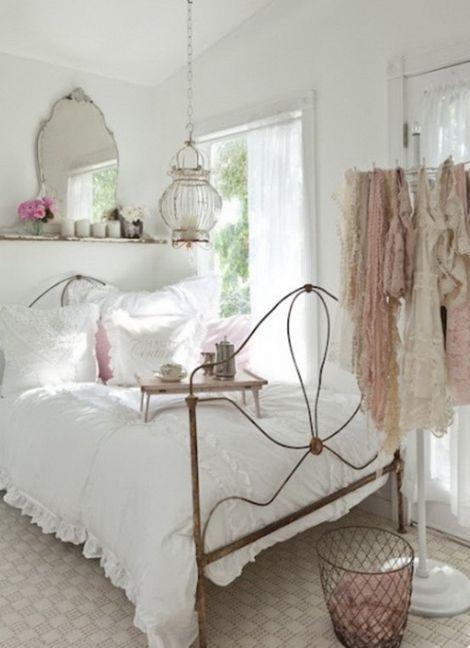 Vintage White Bedroom 76 Image On it us