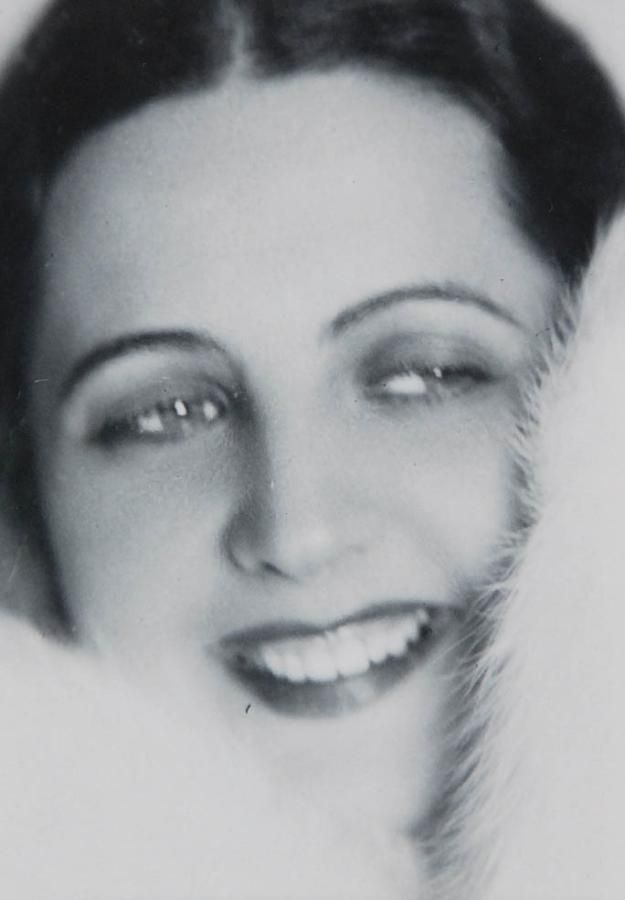 Jadwiga Smosarska (1898-1971). Polish film actress. She appeared in more than 25 films between 1919 and 1937.