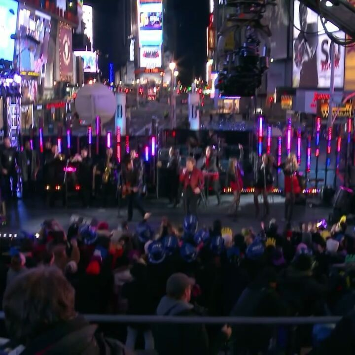Jon Bon Jovi Making Of The Movie New Year S Eve 2011 Love