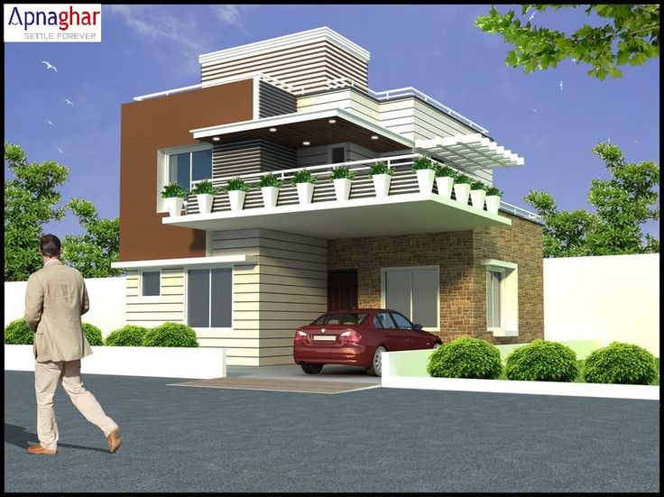 """""""Where we love is home - home that our feet may leave, but not our hearts."""" - Oliver Wendell Holmes, Sr.  Planning to build a home? Checkout www.apnaghar.co.in for latest house designs."""