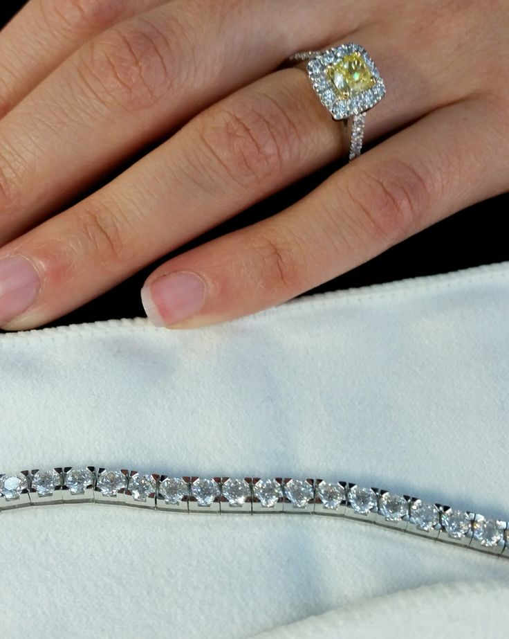 MDTdesign New Australian Yellow Diamond Ring collection is ready to go! Now available to view in our showroom.