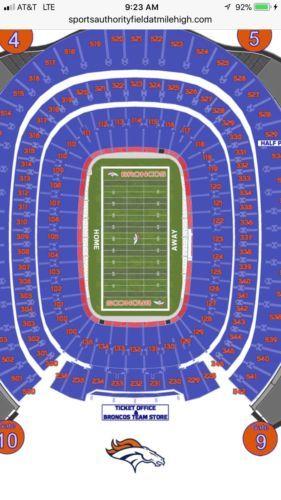 #tickets 1-8 Kenny Chesney Tickets Denver Sports Authority Field 6/30 Concert please retweet
