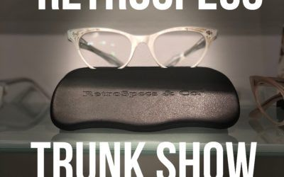 4710c9c27aa4 RetroSpecs Trunk Show | Special Events at Specs Optical in 2019 ...