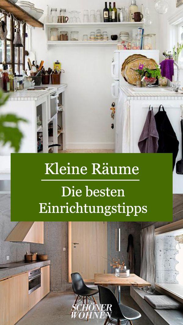 Kleine Kuche Mit Kombusen Charme Bild 3 In 2020 Wohnen Einrichtungstipps Kleine Kuche