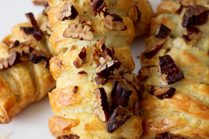 Culy Homemade: pecanbroodjes met bruine suiker - Culy.nl