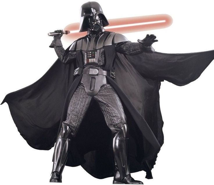 DARTH VADER SUPREME EDITION COLLECTOR LICENSED RUBIES Adult Star Wars Costume #Rubies