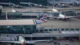 Image copyright                  Getty Images                                                     The government's long-awaited decision on airport expansion is set to be announced, with Heathrow the favourite. Transport Secretary Chris Grayling will make a statement to Parliament around lunchtime on Tuesday. But the decision faces a long consultation befor