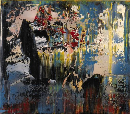 Gerhard Richter, Abstract Painting  1988, Catalogue Raisonné: 675-3. http://www.gerhard-richter.com/art/paintings/abstracts/detail.php?paintid=4804#