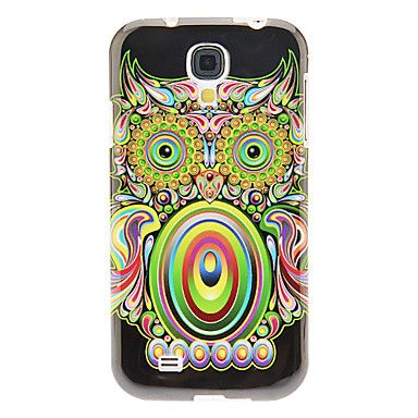 Special Design Owl Pattern TPU Soft Case for Samsung Galaxy S4 I9500 – AUD $ 4.93