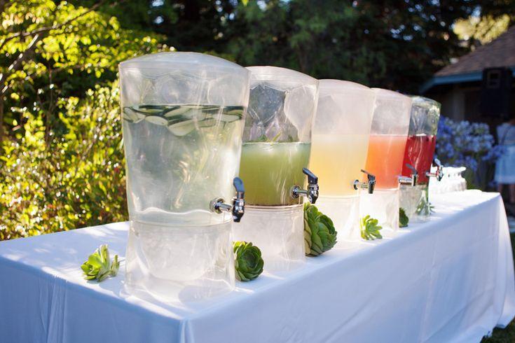 11 Best Summer Wedding Menu Images On Pinterest