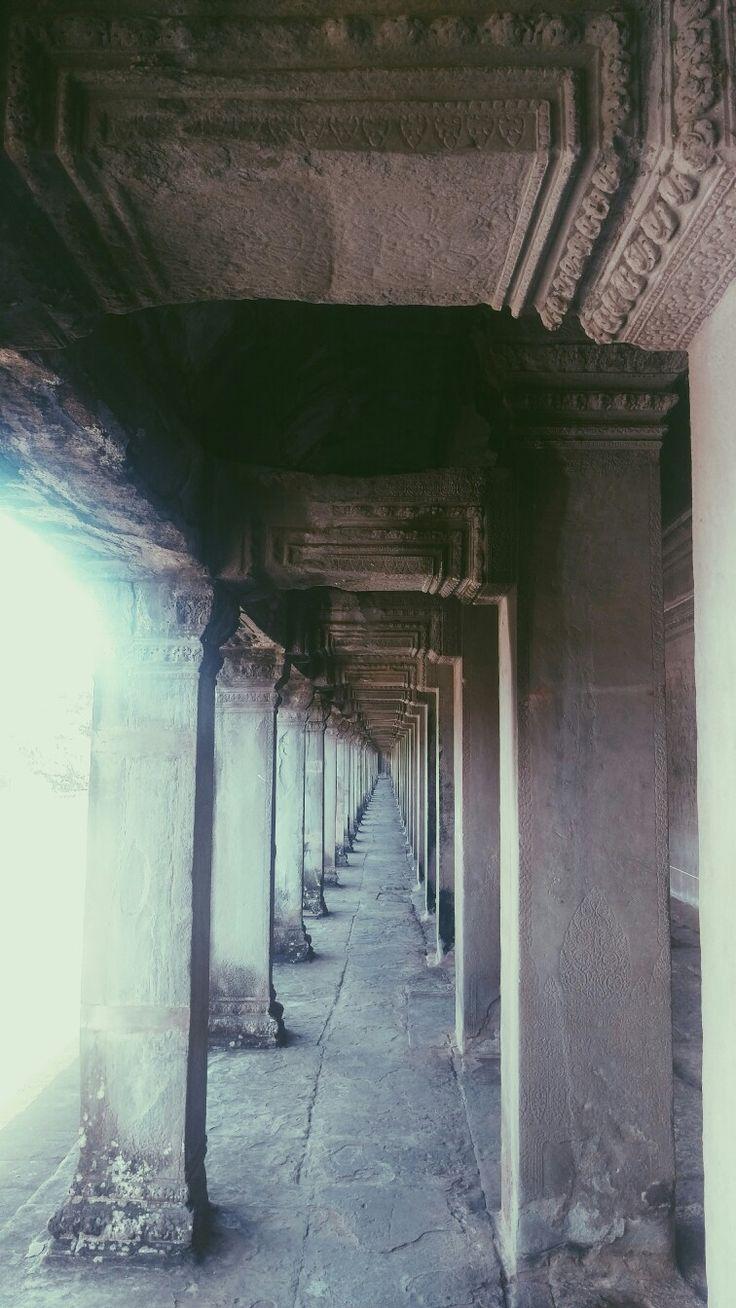 #cambodia #pattern #temple #travel
