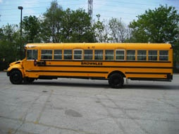 E.J. Brownlee - School and Charter Bus Service - since 1968