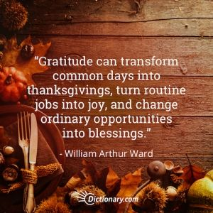 William Arthur Ward | 13 Quotes about Appreciating the Simple Things by Dictionary.com