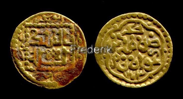Golden Horde - Sufid - Khwarizm - 773 AH - Rare type.