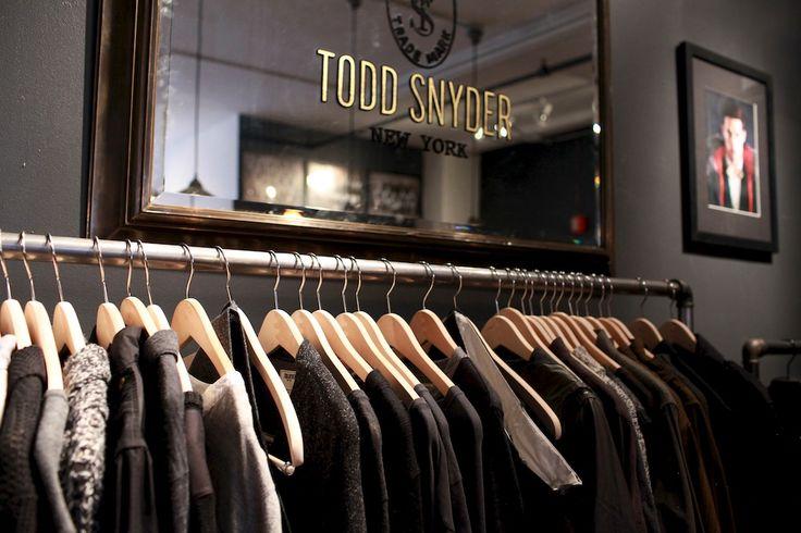 .: Feelings Invitations, Menswear Branding, Men Style, Design Todd, Minimal Design, Snyder Aw12, Todd Snyder, Snyder Showroom, Menswear Design