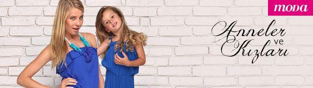 Moda: Anneler ve Kızları Markafoni'de 9,99 TL'den başlayan fiyatlarla! http://www.markafoni.com/product/moda-anneler-ve-kzlar-1/all/