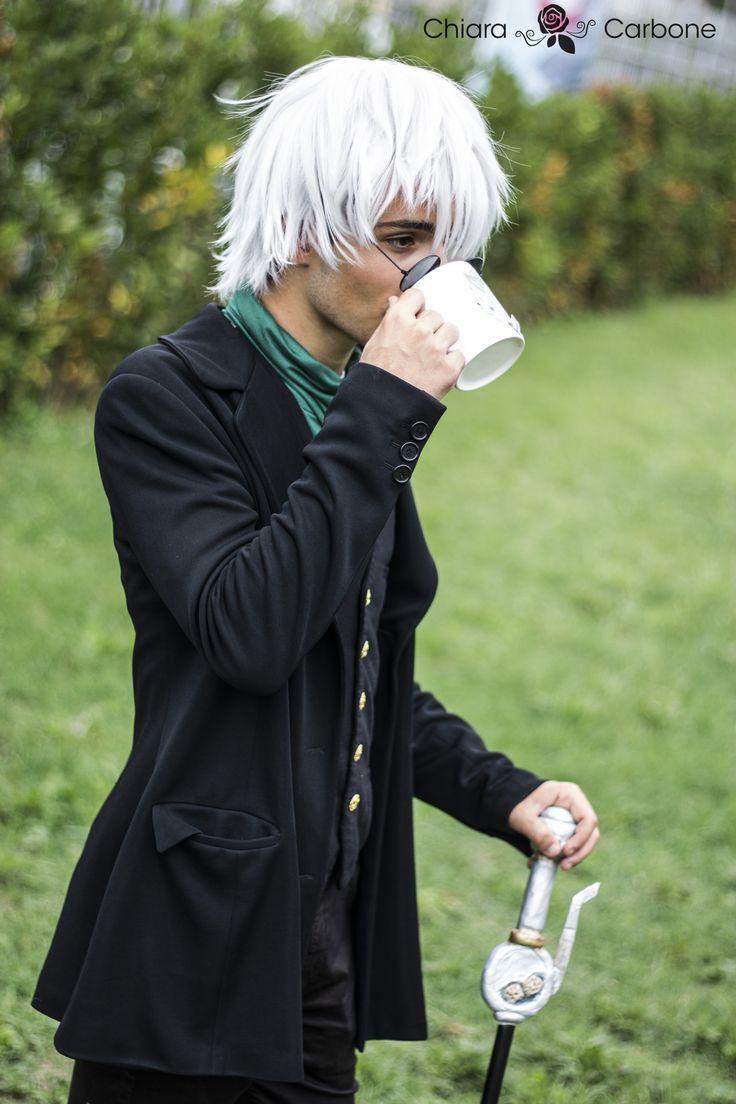 Professor Ozpin <3 Rwby cosplay