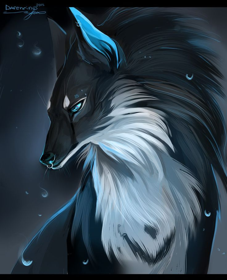 Имена, картинки волка аниме