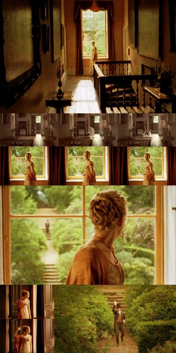 Screen caps - Romola Garai, Emma Woodhouse - Emma directed by Jim O'Hanlon (TV Mini-Series, 2009) #janeausten #fanart