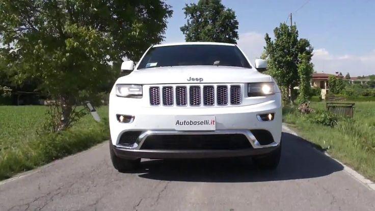 Jeep Grand Cherokee 3.0 CRD Summit - Autobaselli.it
