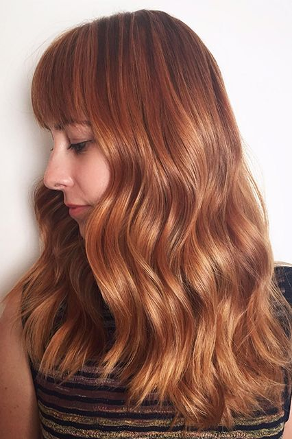 These Are L.A.'s Most In-Demand Spring Hair Color Trends+#refinery29