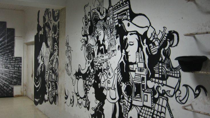 Proyecto Mural Carrera Arquitectura ULS